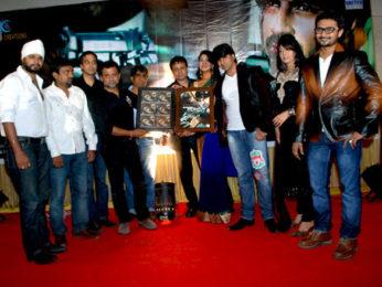 Photo Of Ramji Gulati,Anees Bazmee,Jiten Purohit,Ashhmita,Deep,Asheema From The Audio release of 'Diwangi Ne Had Kar Di'
