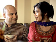 Movie Still From The Film Walkaway,Sanjeev Jhaveri,Deepti Gupta