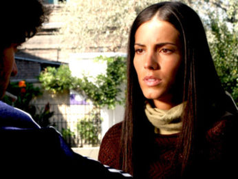 Movie Still From The Film Spanish Beauty / A Beautiful Wife,Barbara Mori,Manolo Cardona