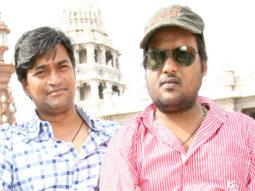 On The Sets Of The Film Main Krishna Hoon Featuring Juhi Chawla,Hrithik Roshan,Katrina Kaif