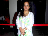 Photo Of Tanuja Chandra From The Hrithik and Fardeen at '1 a Minute' film on breast cancer premiere