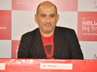 Photo Of Dev Benegal From The Open Forum taking place at 12th Mumbai Film Festival