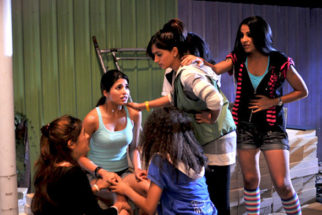 Movie Still From The Film United Six,Isha Batwe,Parvathy Omanakuttan, Daisy Bopanna, Luna Lahkar, Pooja Sharma