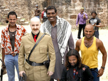 Movie Still From The Film Bhoot And Friends,Ashwin Mushran
