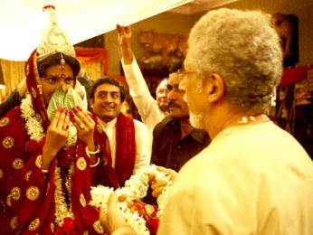 Movie Still From The Film 7 Khoon Maaf,Priyanka Chopra,Naseruddin Shah