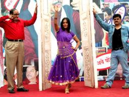 Photo Of Deepak Pareek,Amita Choksi,Bharat Ganeshpure From The Cast of Mrs. Tendulkar enact Bollywood celebs