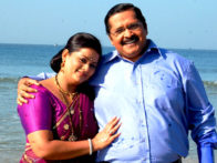 Photo Of Tiku Talsania From The SAB TV's Sajan Re Jhoot Mat Bolo unit get a day off in Goa