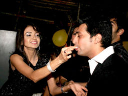 Photo Of Parull Chaudhry,Yash Pandit From The Shama Sikander at TV actor Parull Chaudhry's birthday bash