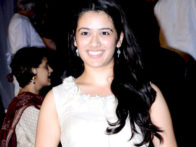 Photo Of Girija Oak From The Mugdha, Riteish and Vidya Malavade grace 'Bal Gandharva' premiere