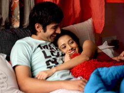 Movie Still From The Film Pyaar Ka Punchnama,Kartikeya Tiwari,Nushrat Bharucha