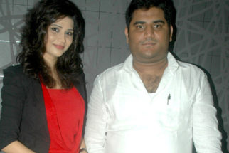 Photo Of Shristi Sharma,Babu Bhai From The Devine Solutions launched its maiden venture 'Pappu Can't Drink Salaa'