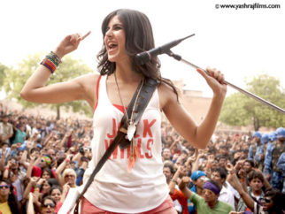 Movie Still From The Film Mere Brother Ki Dulhan,Katrina Kaif