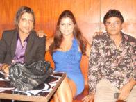 Photo Of Shaan Banerjee,Yasmeen From The Shaan Banerjee's birthday bash