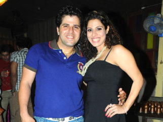 Photo Of Bakhtiyaar Irani,Tanaz Irani From The Tannaz Irani's surprise birthday party for Bakhtiyaar Irani