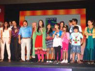 Photo Of Vivek Mushran,Shweta Tiwari,Aanchal Munjal,Rupali Ganguly,Sparsh Khanchandani From The Sony TV launches TV serial 'Parvarish'