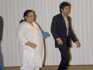 Photo Of Honey Irani,Farhan Akhtar From The Bollywood biggies at Boman Irani's son wedding reception