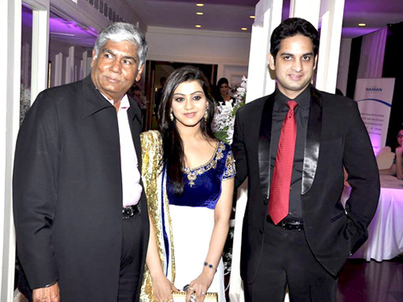 Photo Of Vijay Kalantri,Vikas Kalantri From The Socialites grace Namaste America auction dinner