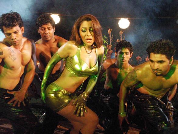 Movie Still From The Film Faraar,Laila Khan