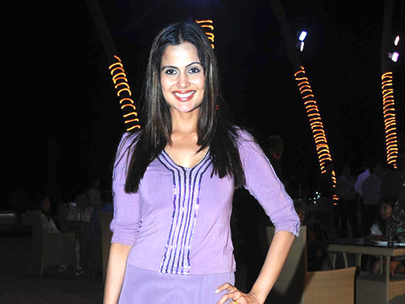 Photo Of Nandini Singh From The Ammy Billimoria and Farzad Billimoria hosted a Navjyot Party