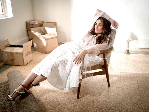 Check out: Kareena Kapoor Khan on the cover of Elle India