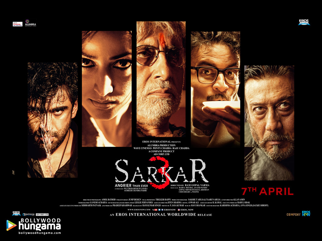 Wallpapers Of The Movie Sarkar 3