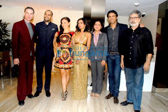 Luke Kenny, Neil Bhoopalam, Elli Avram, Ira Dubey, Aastha Sharma, Rajeev Siddharth, Vikram Kapadia