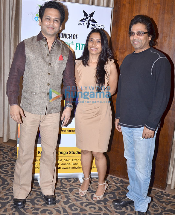 Viveck Shettyy, Nital Raval, Longinus Fernandes