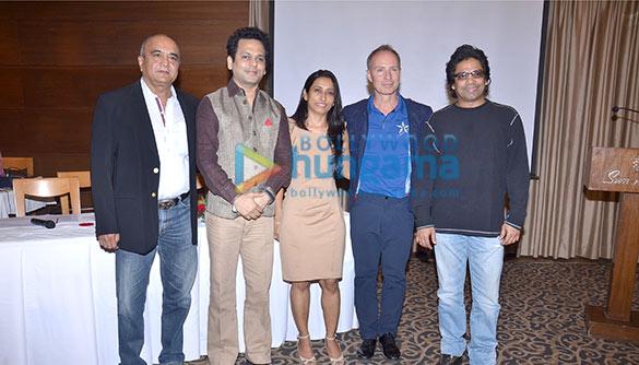 Dhirren Parmar, Viveck Shettyy, Nital Raval, Christopher Harrison, Longinus Fernandes