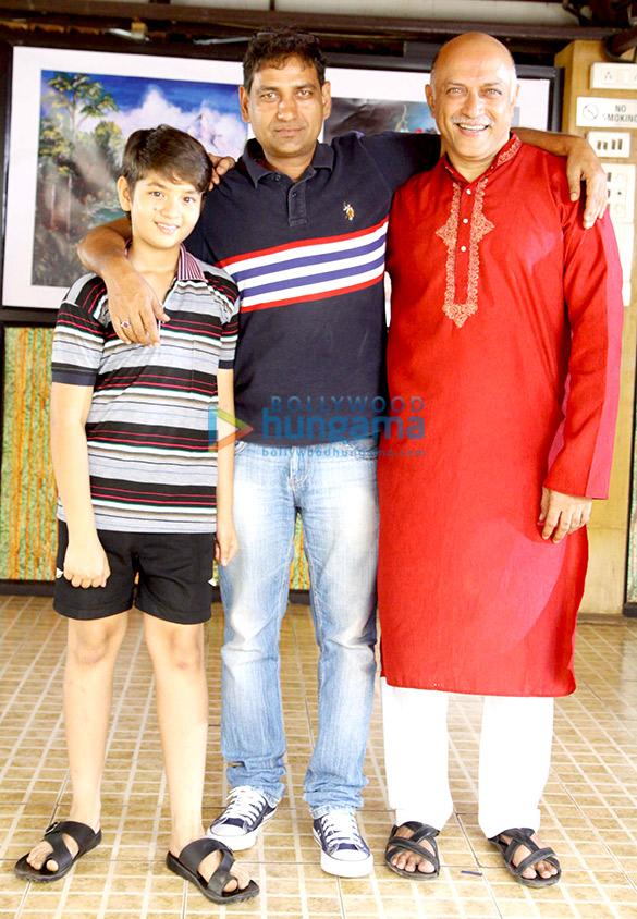 Sanket Shah, Vakeel Siddiqui, Yatin Karyekar
