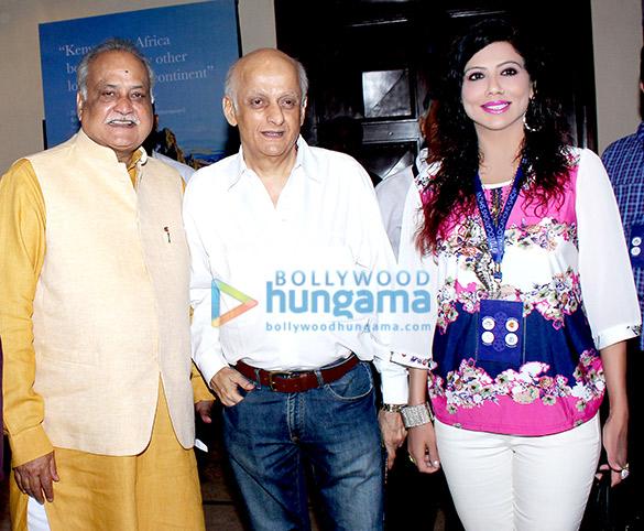 T P Aggarwal, Mukesh Bhatt, Tina Ghai