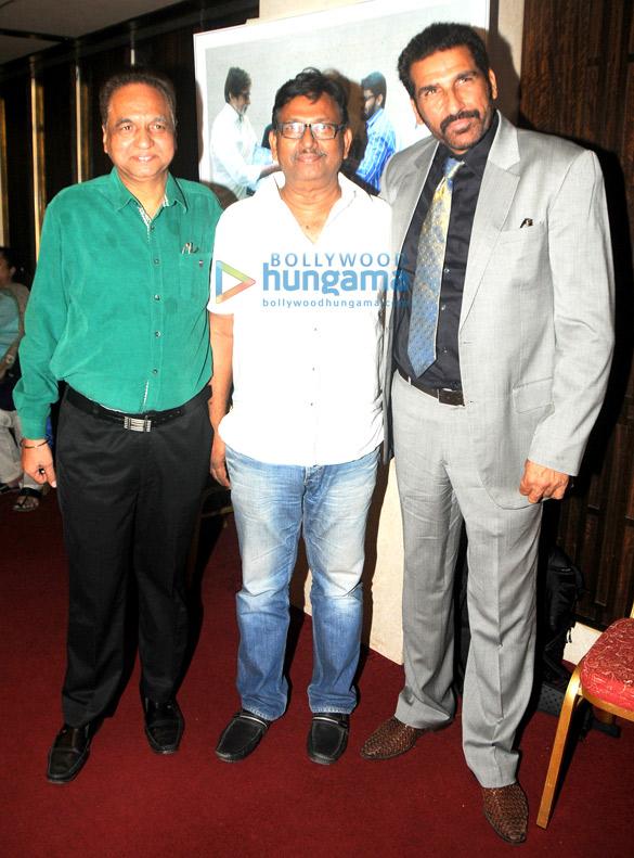 Rishi Raj, Deepak Sawant, Mukesh Rishi