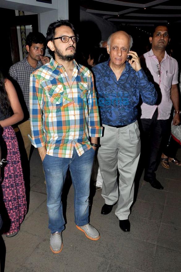 Vishesh Bhatt, Mukesh Bhatt