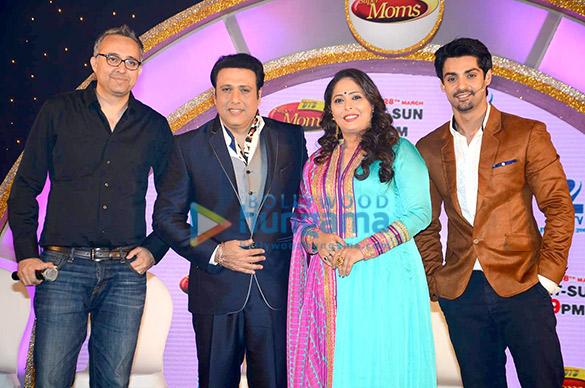 Namit Sharma, Govinda, Geeta Kapoor, Karan Wahi