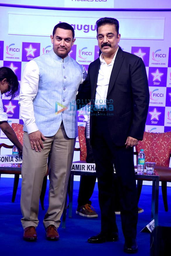 Aamir Khan, Kamal Haasan