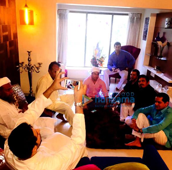 Zulfi Syed, Waahiid Ali Khan, Nawab Shah, Shawar Ali