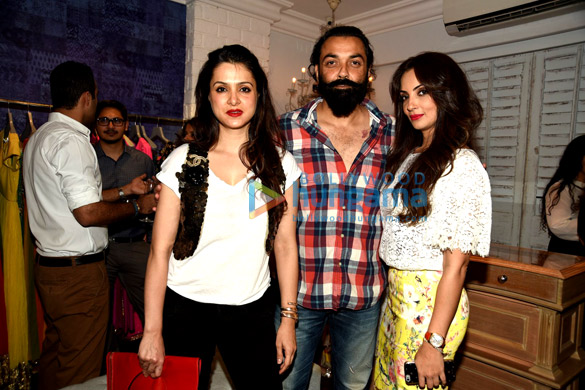 Tanya Deol, Bobby Deol, Seema Khan