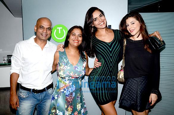 Sangeeta Sikdar Bhatia, Nathalia Kaur, Karishma Kotak