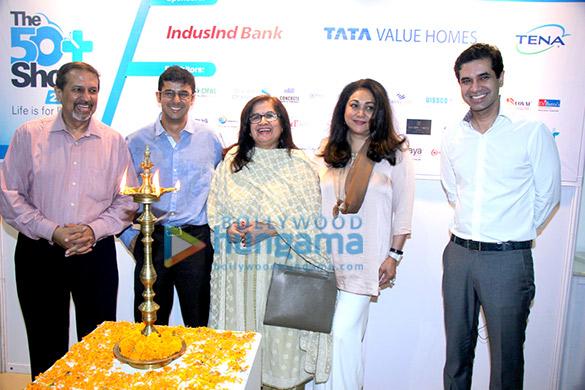 Vickram Sethi, Digambar Sethi, Neelam Sethi, Tina Ambani, Tushar Sethi