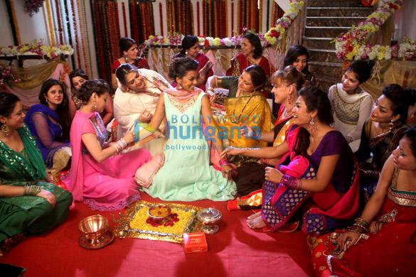 Farida Jalal, Mugdha Godse, Smita Jaykar