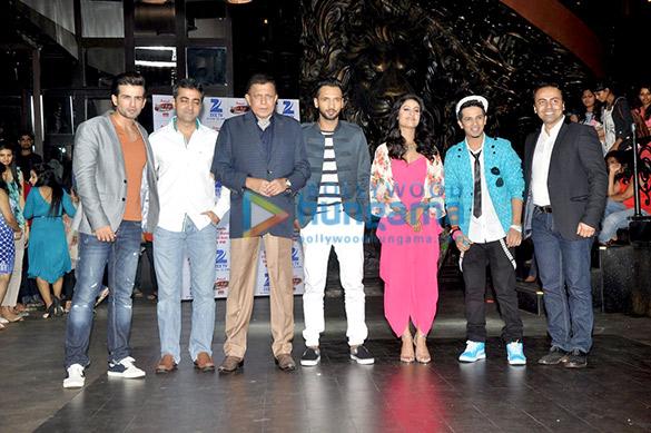 Jay Bhanushali, Mithun Chakraborty, Punit Pathak, Gaiti Siddiqui, Mudassar Khan