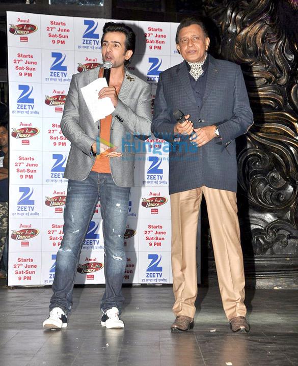 Jay Bhanushali, Mithun Chakraborty