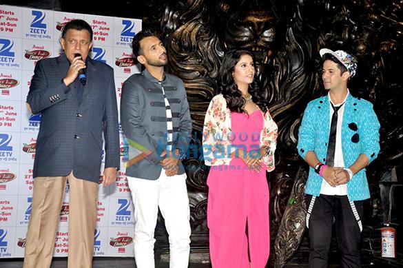 Mithun Chakraborty, Punit Pathak, Gaiti Siddiqui, Mudassar Khan