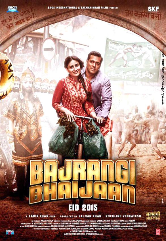Watch Bajrangi Bhaijaan Hindi Movie Online Free