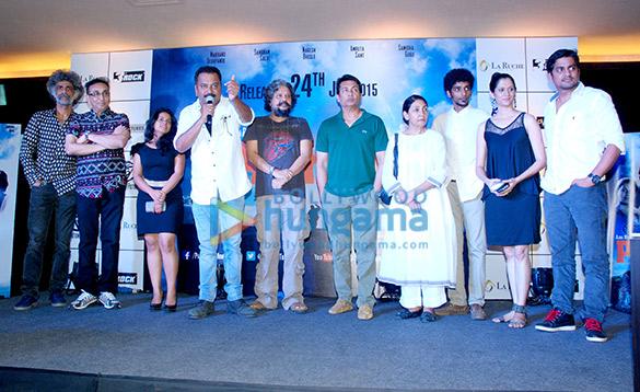 Makrand Deshpande, Amruta Sant, Nagesh Bhonsle, Shekhar Suman, Deepti Naval, Samidha Guru, Sangram Salvi