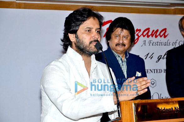 Javed Ali, Pankaj Udhas