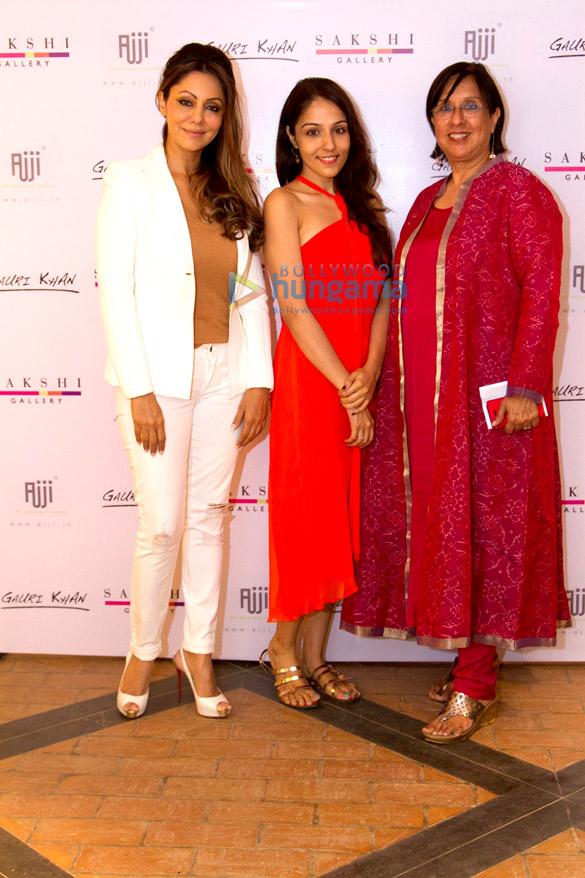 Gauri Khan, Lekha Washington, Geeta Mehra
