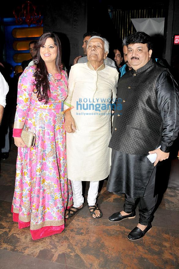 Richa Sharma, UStad Ghulam Mustafa Khan, Bittu Sharma