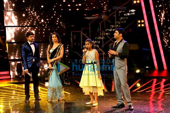 Hussain Kuwajerwala, Asha Negi, Kapil Sharma