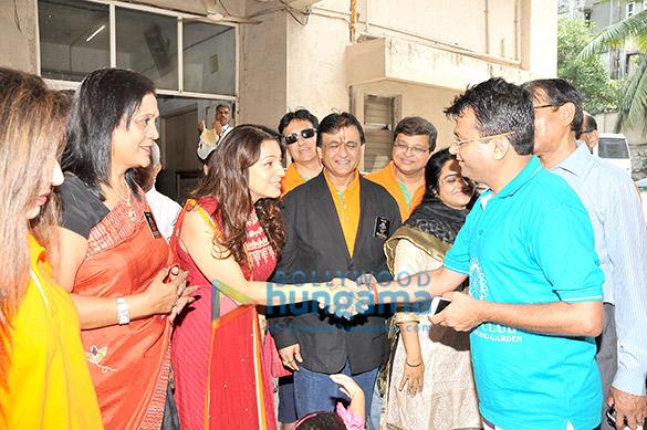 Juhi Chawla, Dilip Shah, Aneel Murarka
