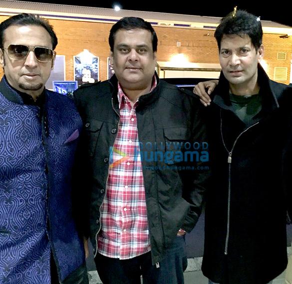 Rahul Mittra, Jassi, Gulshan Grover